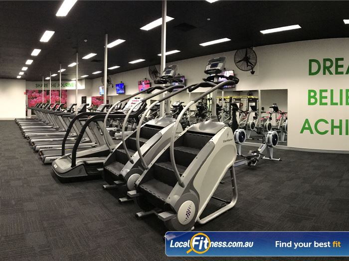Fernwood Fitness Gym Logan Central  | Our Womens only Loganholme gym includes state of
