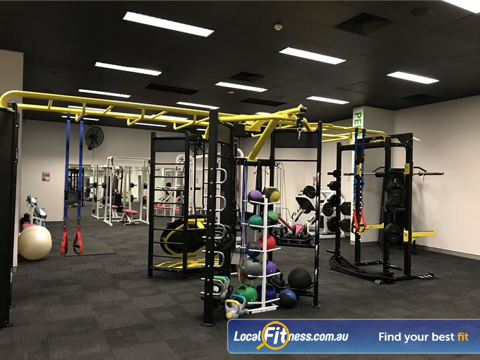 Fernwood Fitness Gym Logan Central  | Get functionally FIT in our HIIT gym.