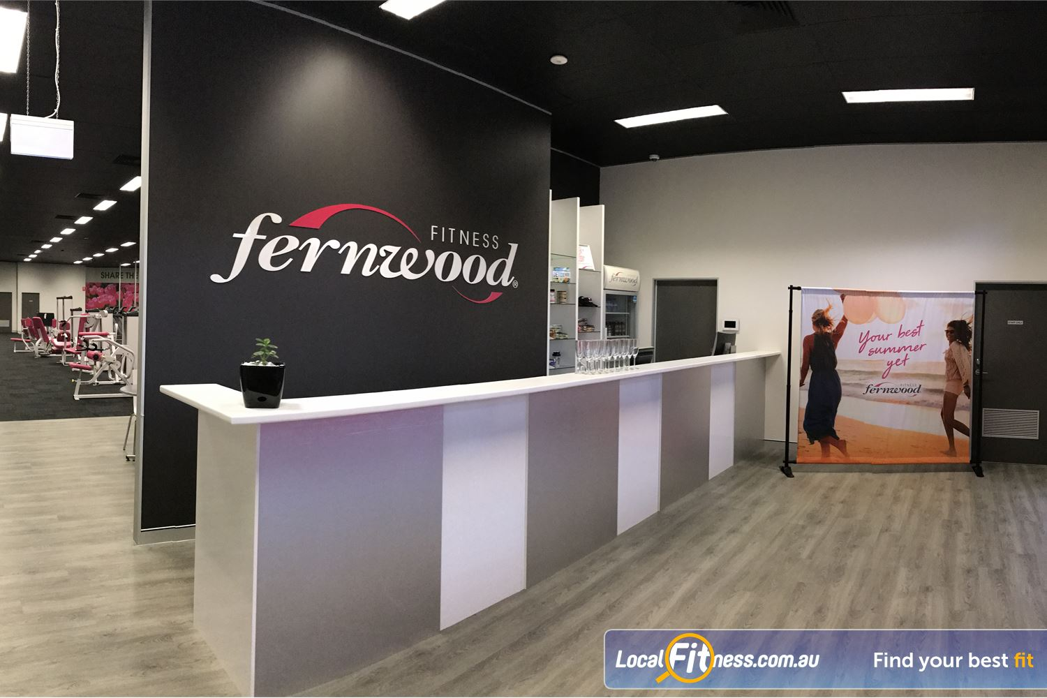 Fernwood Fitness Near Edens Landing Our friendly team will welcome you to our female only gym.