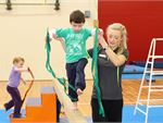 Aquahub Kilsyth Gym Fitness Croydon gymnastic classes are a