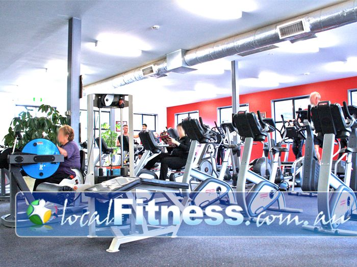 Aquahub Gym Boronia  | Our Croydon gym includes state of the art