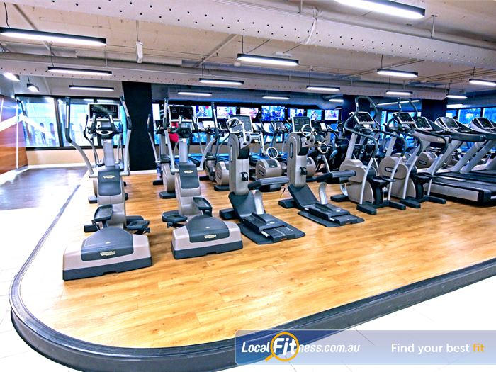 Fitness First Elizabeth St Gym Bardon  | Welcome to the state of the art Fitness
