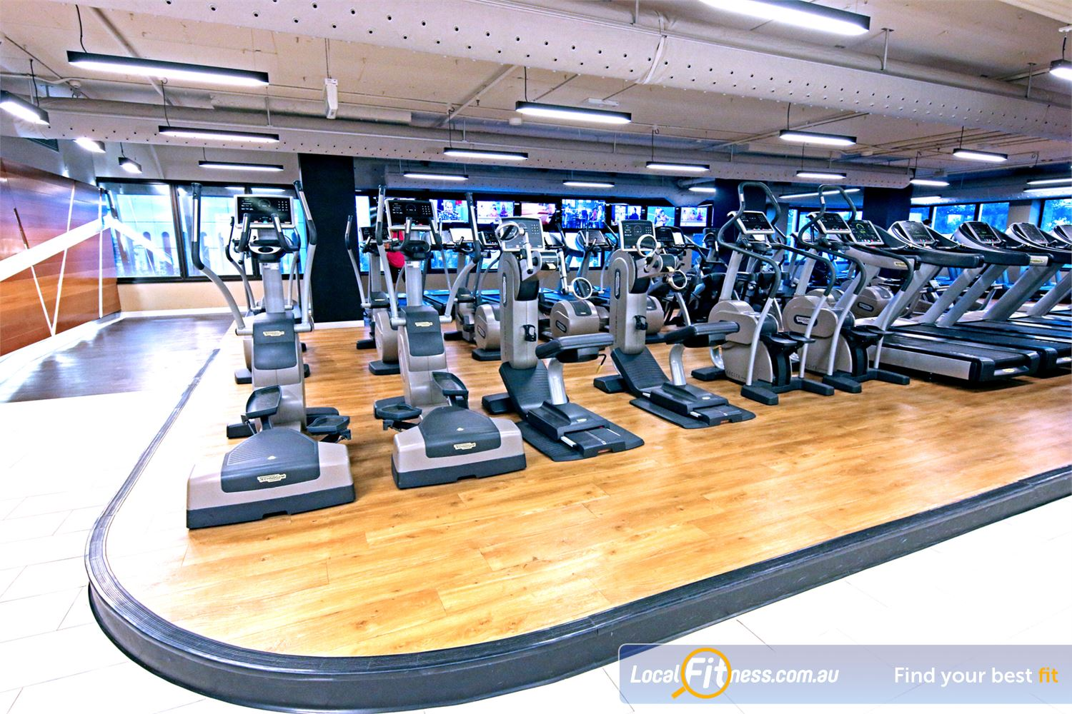 Fitness First Elizabeth St Brisbane Welcome to the state of the art Fitness First Brisbane gym.