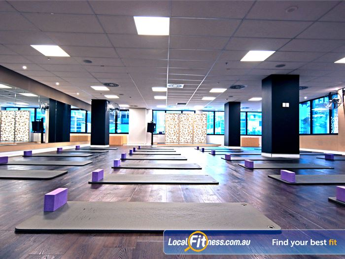 Fitness First Elizabeth St Gym Toowong  | Dedicated Brisbane HOT Yoga studio.