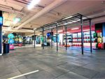 The functional training rig in our Brisbane gym.