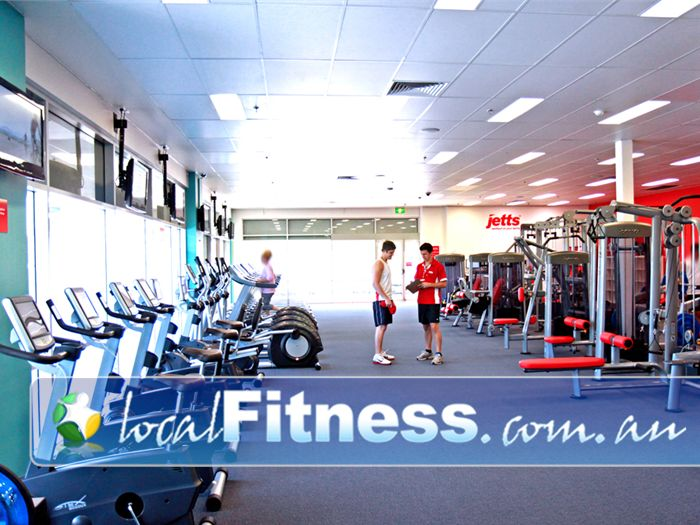 Jetts Fitness Lilydale Our 24 hour gym in Lilydale is convenient and personal.