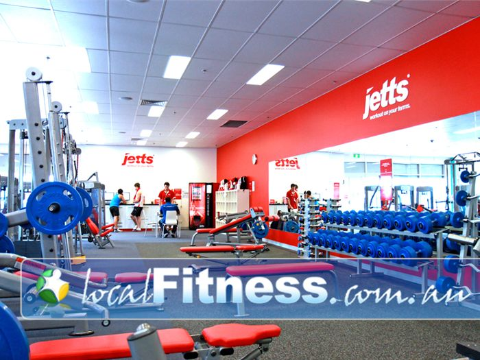 Jetts Fitness Near Mount Evelyn No crowds means faster workouts at Jetts Fitness Lilydale.