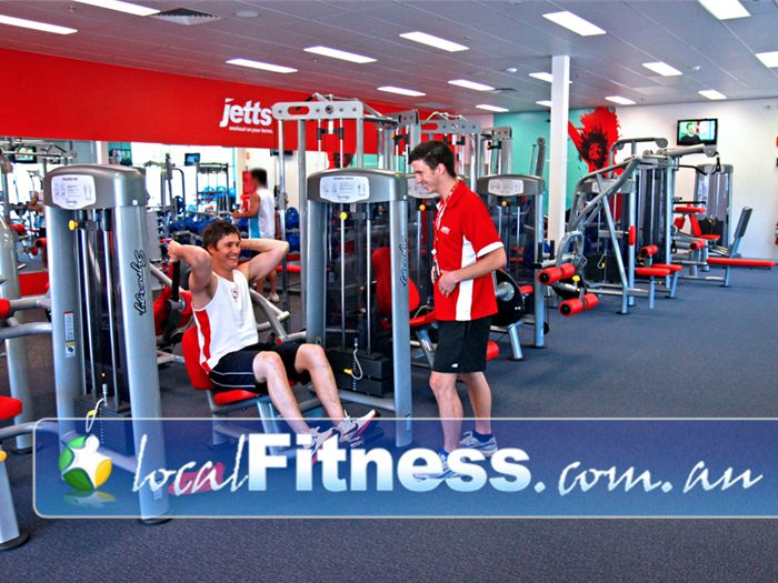 Jetts Fitness Near Montrose On-site Lilydale gym staff will tailor a Smart Start Program to get you started.