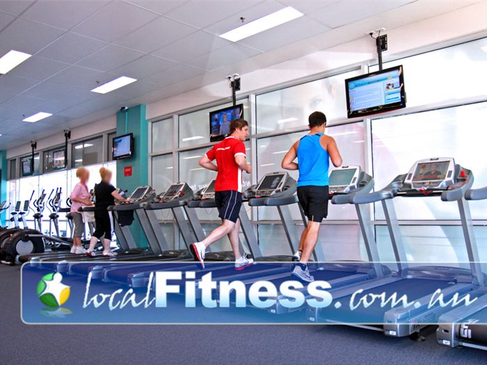 Jetts Fitness Near Kalorama At Jetts 24 hour gym Lilydale, you can workout your cardio on your terms.