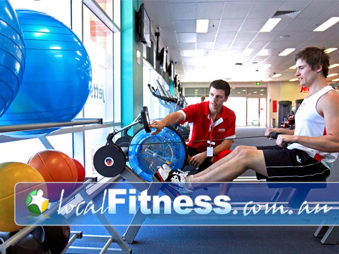 Jetts Fitness Lilydale We provide as much cardio variety as bigger gyms but without the crowds.