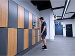 Aquarena Aquatic and Leisure Centre Doncaster Templestowe Lower Gym Fitness Spacious lockers to store your