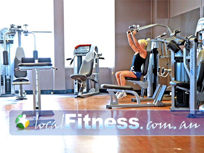 HealthClub 101 Gym Airport West  | Level 2 is now a dedicated St Albans