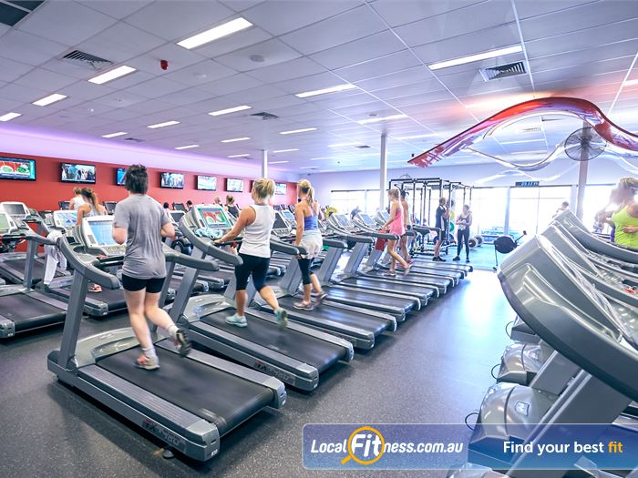 Goodlife Health Clubs Gym Adelaide  | Our Westbourne Park gym is spread across 1,800