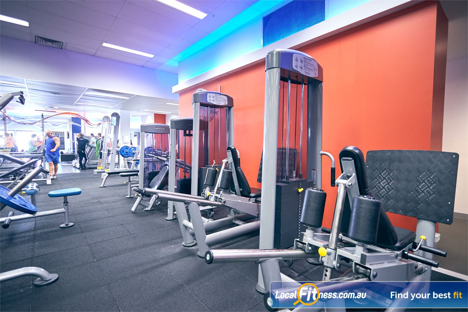 Goodlife Health Clubs Cross Roads Near Lower Mitcham Can't sleep? burn calories instead at Goodlife Westbourne Park gym 24/7.