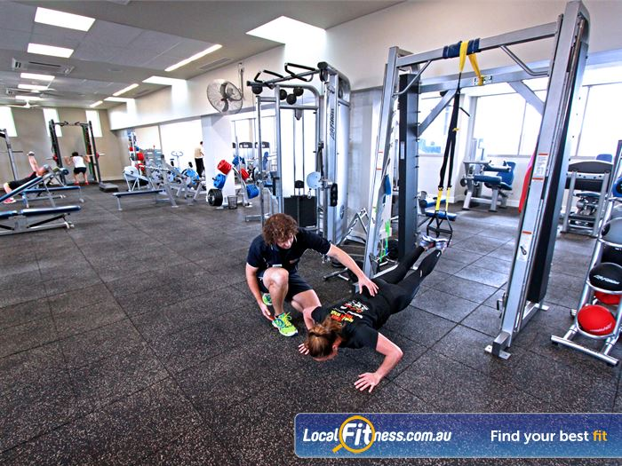 Brunswick Baths Gym Moonee Ponds  | Our Brunswick gym instructors can tailor a strength