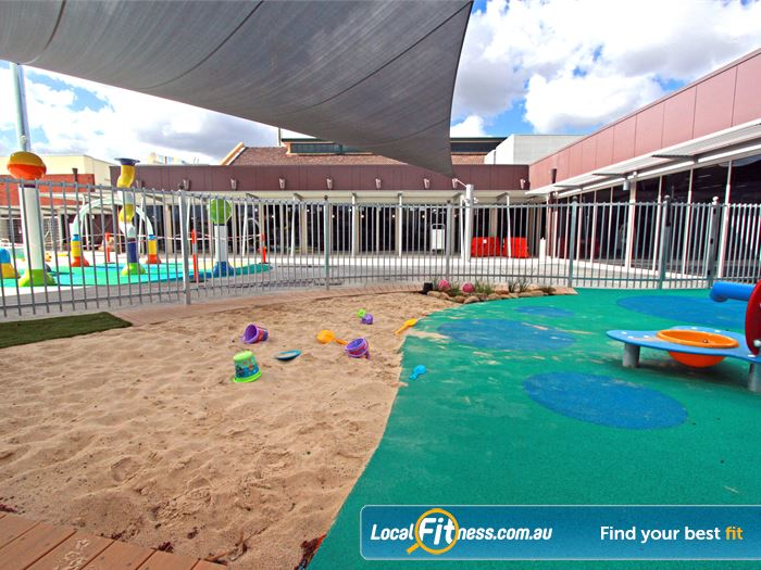 Brunswick Baths Moreland Gym Fitness The child care outdoor play