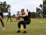 Step into Life Carnegie Hughesdale Outdoor Fitness Outdoor Experience the fun of a