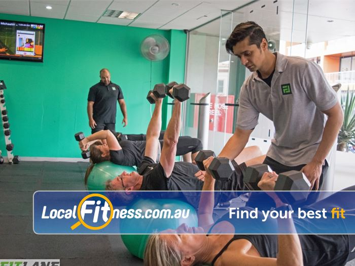 FitLane Gym Caulfield  | The state of the art FitLane gym in