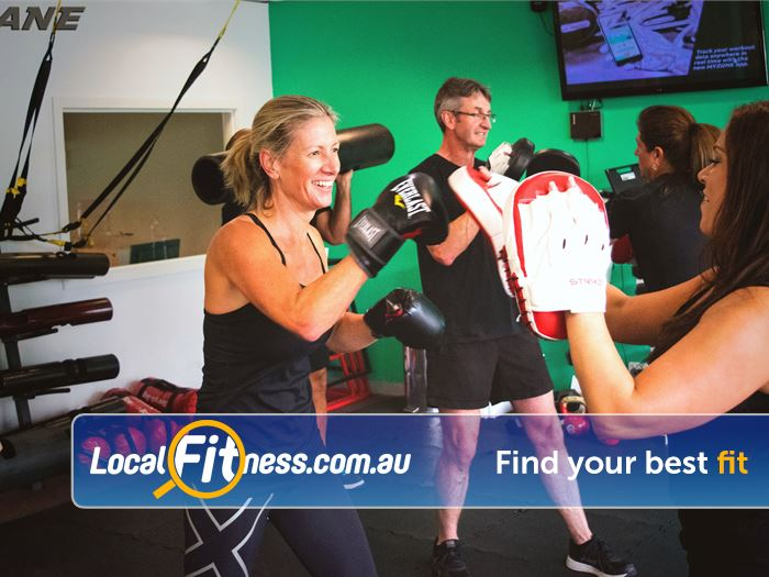 FitLane Gym Elsternwick  | We provide HIIT Brigton boxing classes at Fitlane.