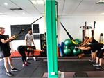 Complimentary your training with HIIT, TRX, ViPR, kettlebells