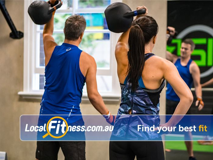 12 Round Fitness Near Merrimac Our Worongary HIIT gym is fully equipped for functional training and boxing.