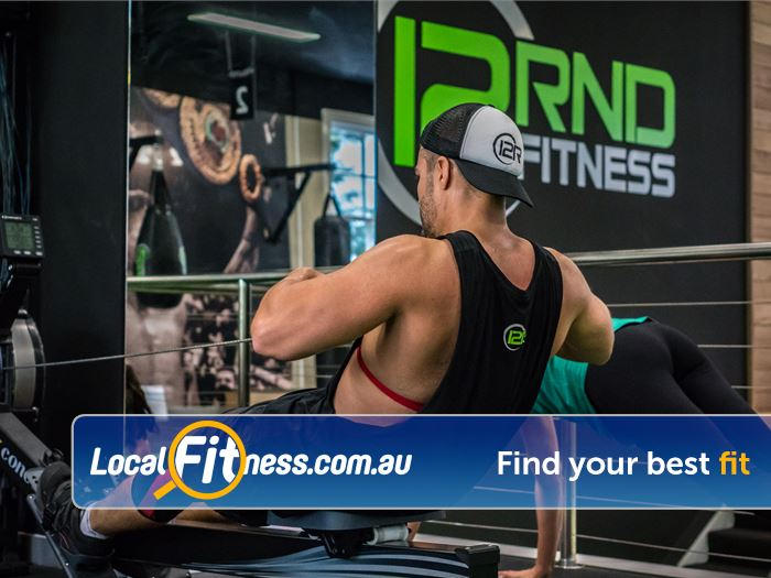 12 Round Fitness Worongary Combining functional strength, cardio and boxing drills.
