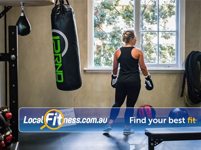 12 Round Fitness Near Merrimac Functional strength training in a HIIT format.
