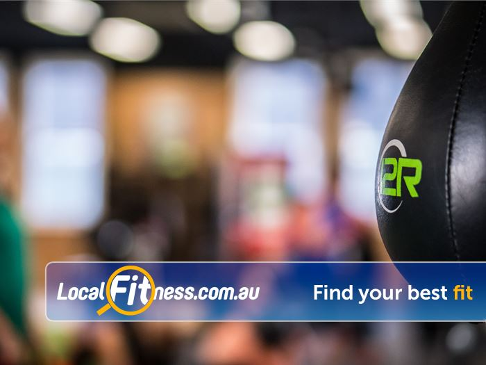 12 Round Fitness Near Robina Worongary boxing classes are a great way to burn calories and keep fit.