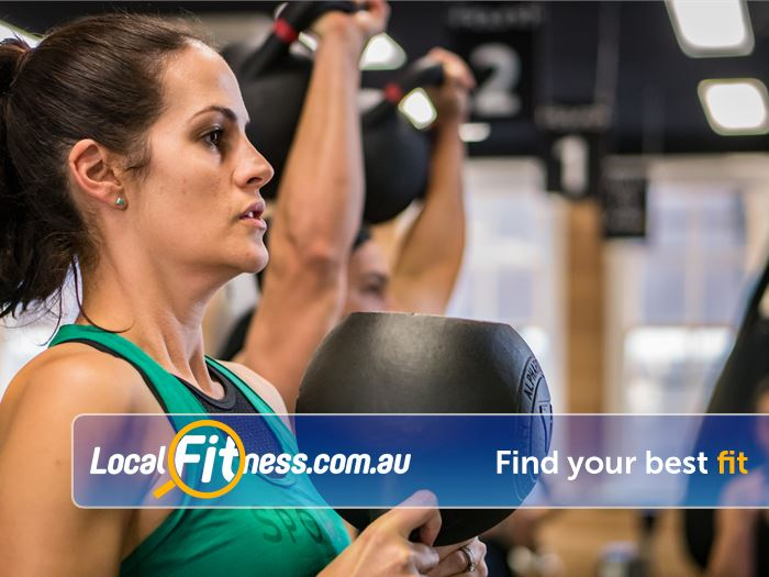 12 Round Fitness Near Robina Town Centre Use your MYZONE tracker to track all your hard work.