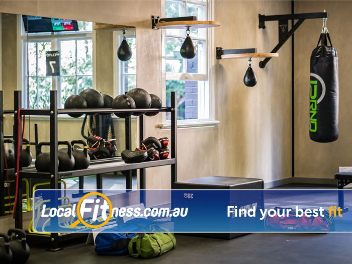 12 Round Fitness Near Robina Sports based cardio activities will have you training like an athlete.