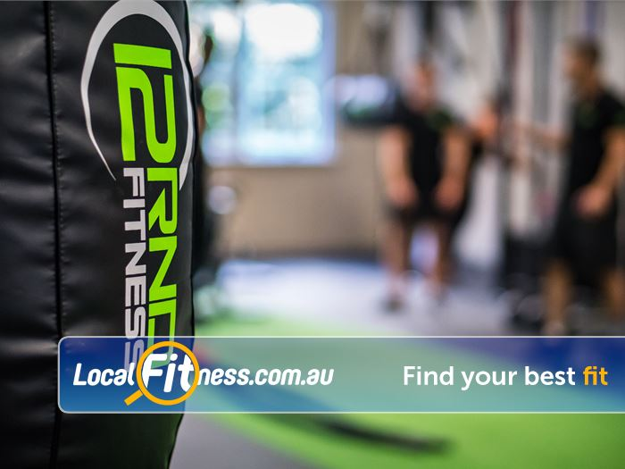 12 Round Fitness Worongary Fully equipped Worongary boxing and HIIT gym.