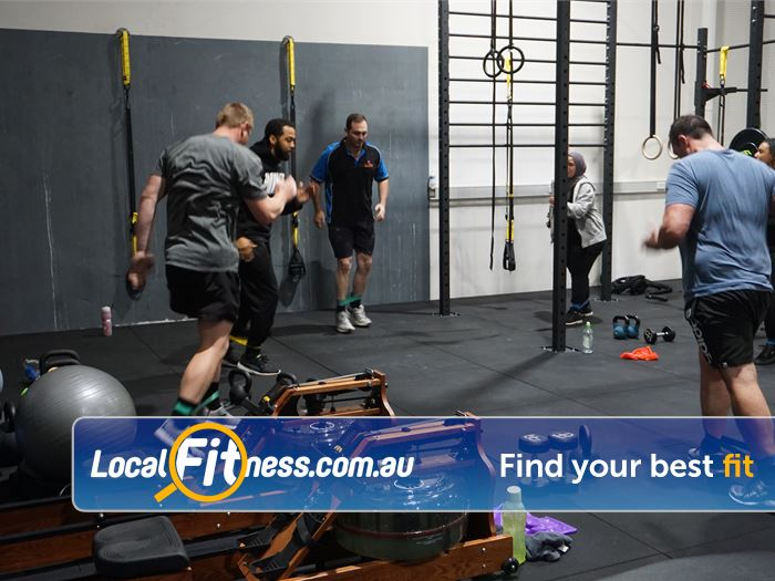 Brooklyn Fit Gym Keilor East  | Welcome to Brooklyn FIT Melbourne - New York