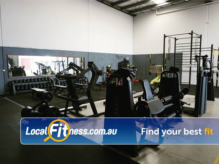 Brooklyn Fit Gym Airport West  | Our Tullamarine gym provides a high-end New York