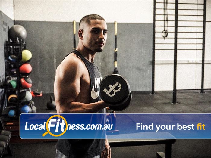 Brooklyn Fit Gym Airport West  | Our Tullamarine gym is fully equipped for strength