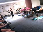 Our wellness classes inc. Seaford Yoga, stretching, meditation.
