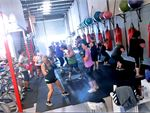 Our functional training classes incorporate boxing, strength, cardio.