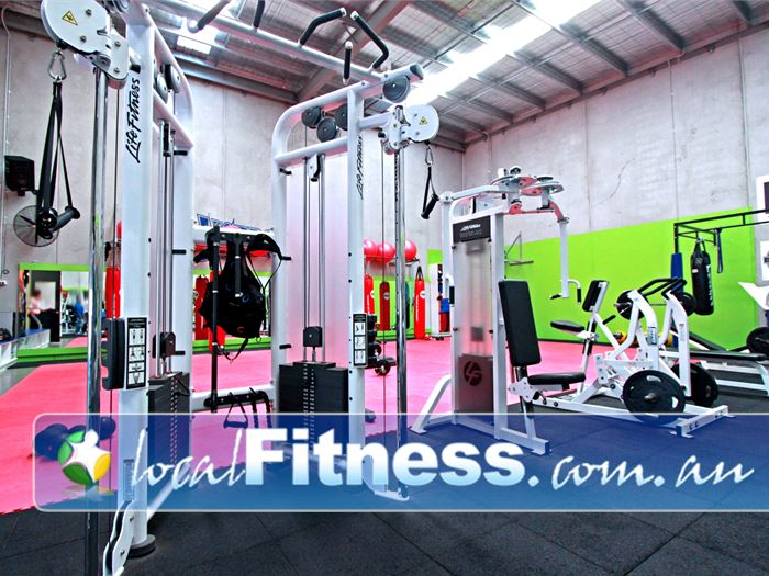 Urban Gym Gym Endeavour Hills  | Our Hallam gym provides state of the art