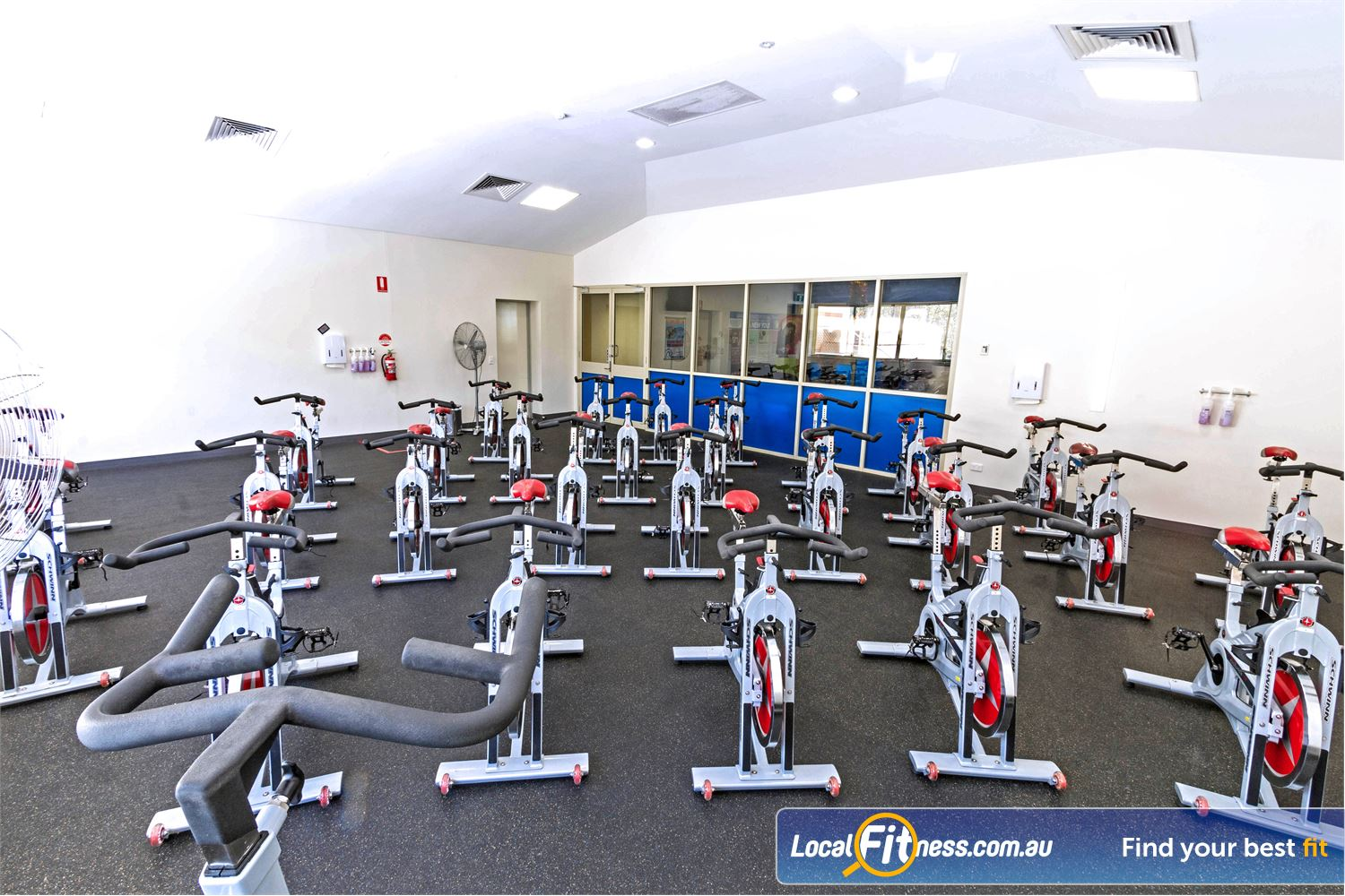Albany Creek Leisure Centre Albany Creek Burn calories in our popular Albany creek cycle classes.