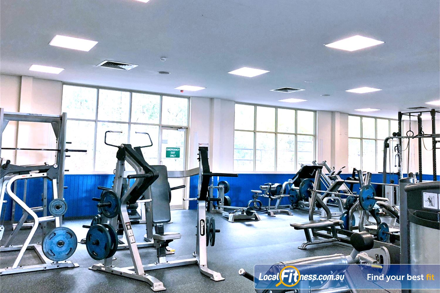 Albany Creek Leisure Centre Albany Creek Our 24/7 Albany Creek gym is fully equipped.