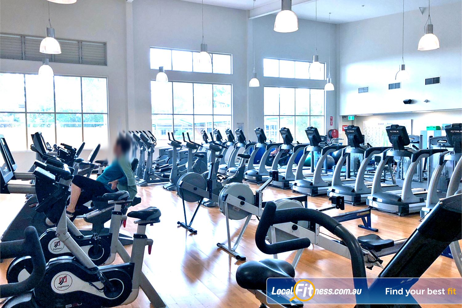 Albany Creek Leisure Centre Albany Creek Treadmills, cycle bikes, cross trainers, rowers and more.