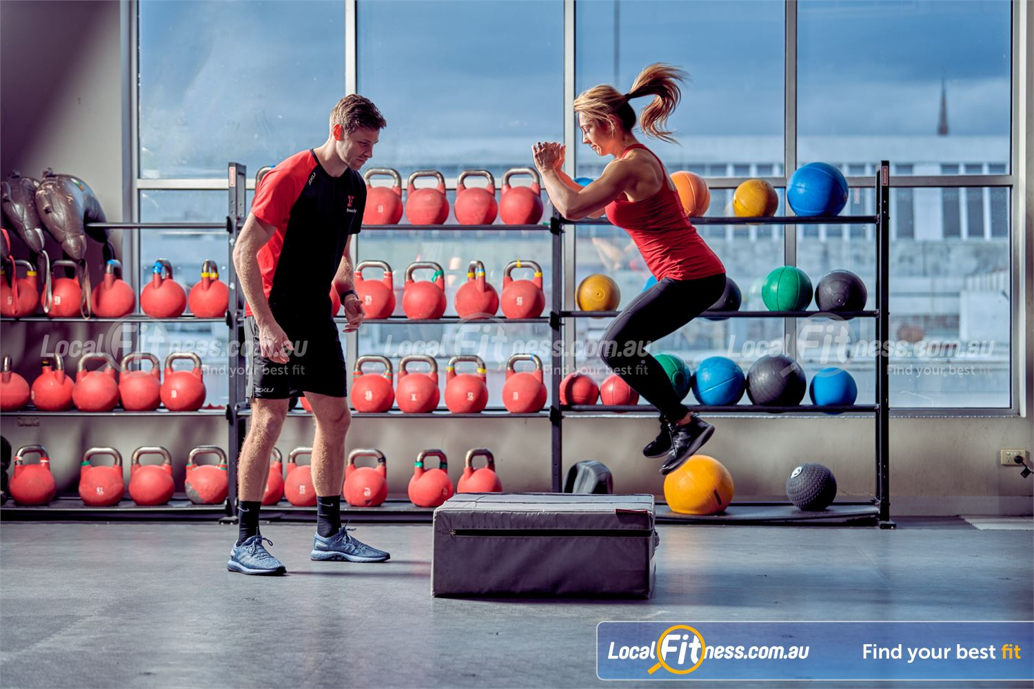 Fitness First Near West Pennant Hills Our Carlingford gym is fully equipped for functional workouts.