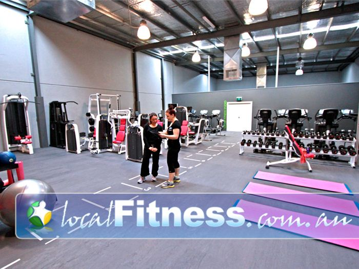 Fernwood Fitness 24 Hour Gym Rosanna  | Welcome to the new look state of the