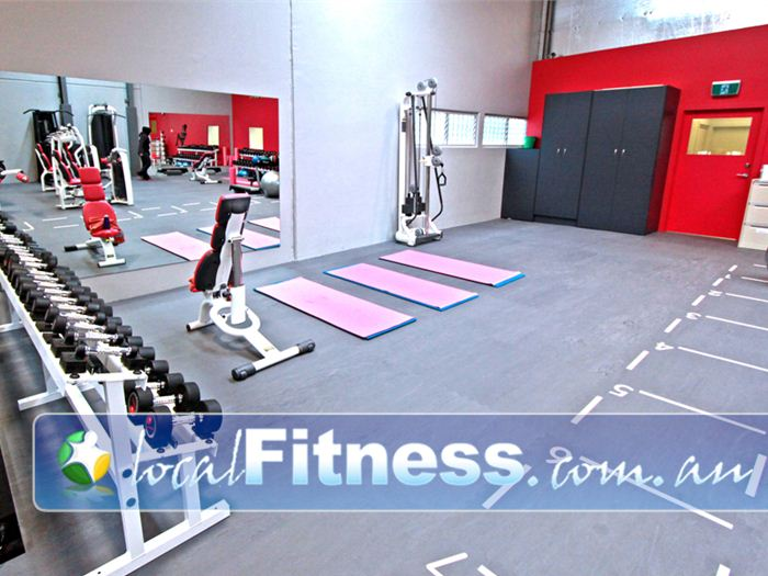Fernwood Fitness 24 Hour Gym Rosanna  | We provide the right fitness and weights to