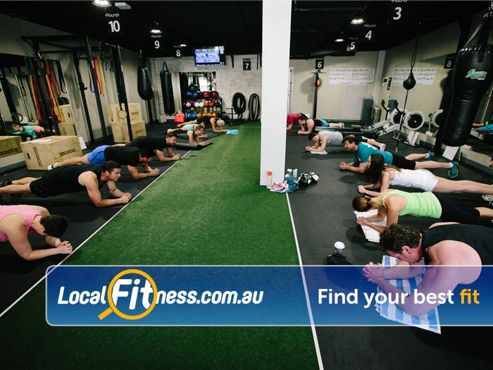 12 Round Fitness Near Little River Get ready to get functional in our Werribee gym.