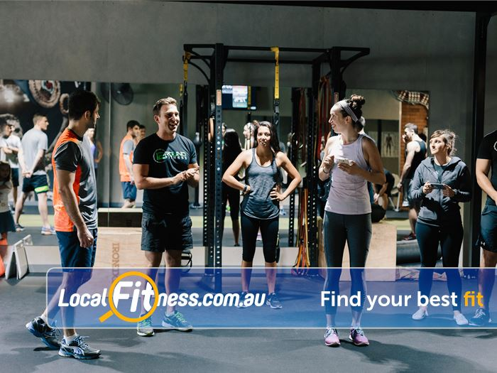 12 Round Fitness Werribee A new dynamic program every session keeps things fast, fun and never boring.