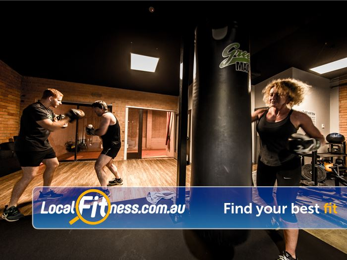 12 Round Fitness Near Point Wilson Built around functional strength, conditioning, and sports-based boxing training.