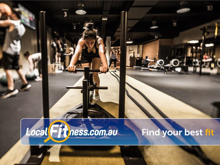 12 Round Fitness Werribee Sports based cardio activities will have you training like an athlete.