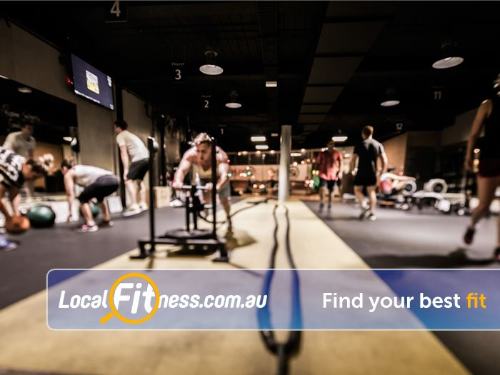 12 Round Fitness Werribee Werribee HIIT training will give you the best results.