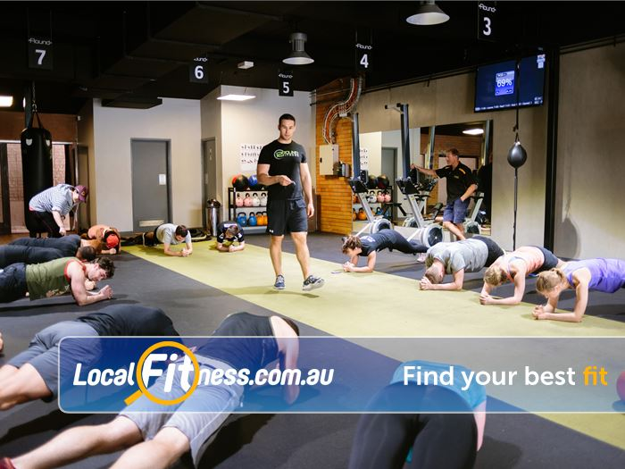 12 Round Fitness Near Little River The job of our Werribee personal trainers are to motivate, guide and support you.