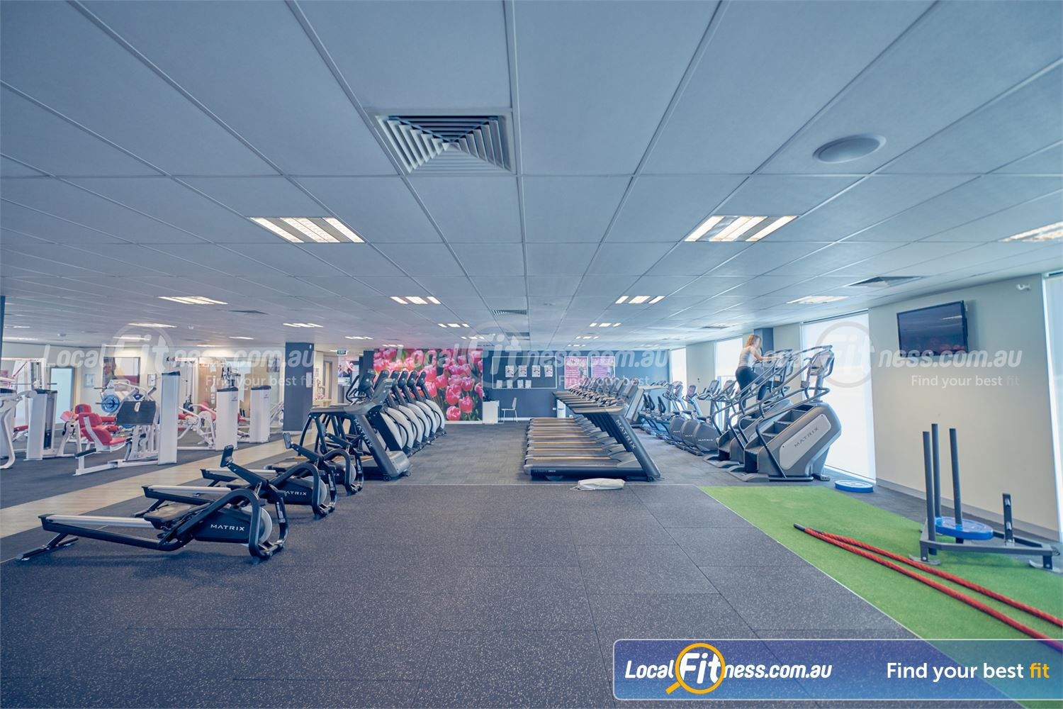 Fernwood Fitness Cairnlea Welcome to Fernwood Fitness Cairnlea women's gym.